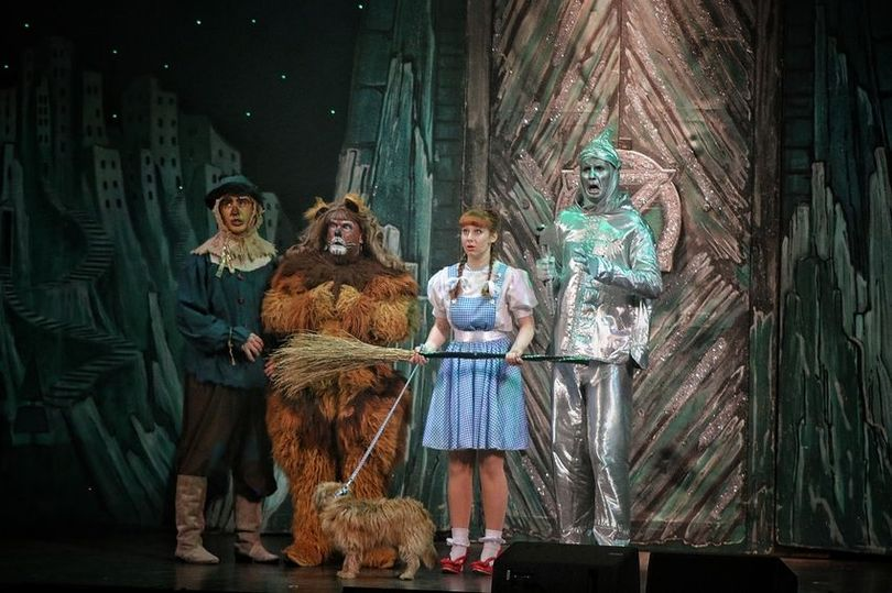 Wizard of Oz coming to Southport