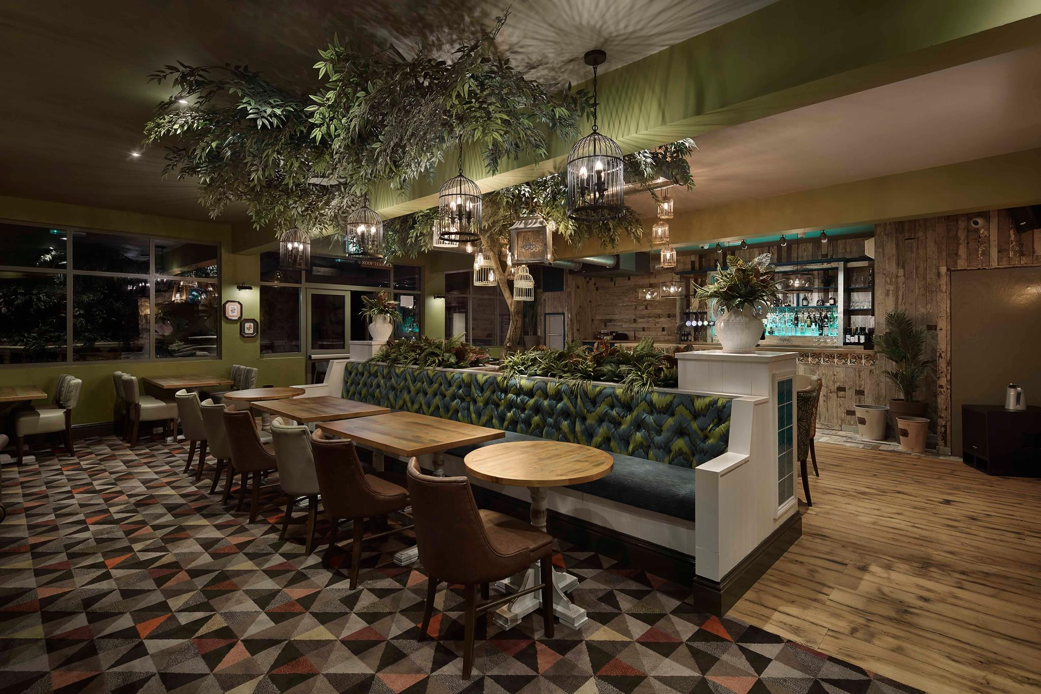 Potting Shed Bar & Gardens latest Bar in Southport