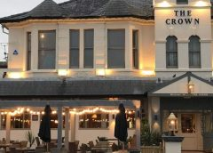 Garden Party at the Crown Pub Birkdale