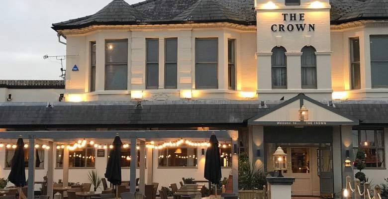 Crown Pub Birkdale