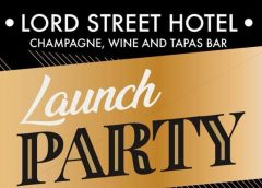 Launch of Lord Street Hotel in Southport
