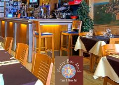 Bistro Bar Med – Southport's 5 star hidden gem!!
