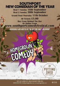 Southport Comedy Festival