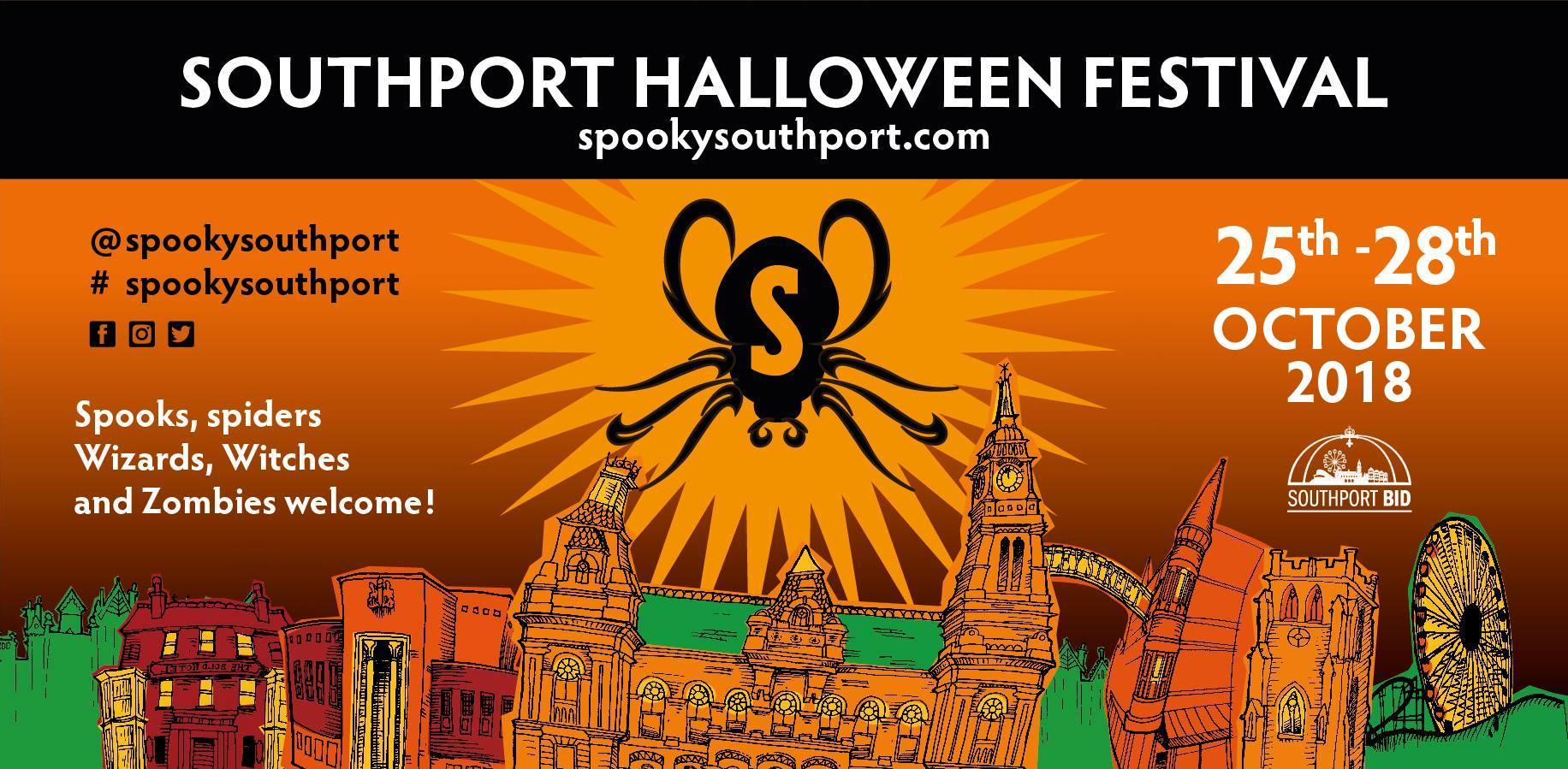 Southport Halloween Festival 2018